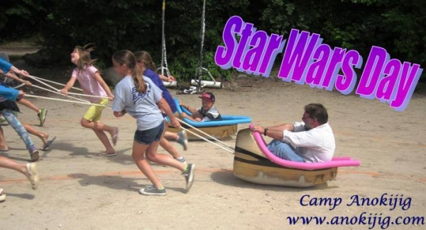 Starwars day podracers