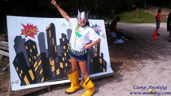 Anokijig  Super Girl
