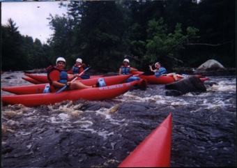Whitewater Rafting Trip