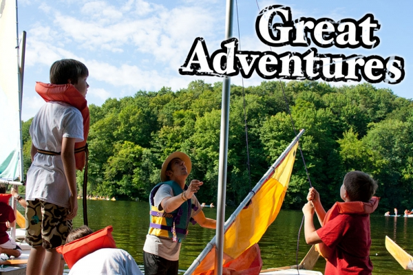 Great Adventures - Camp Anokijig