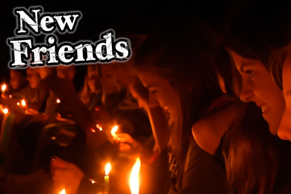 New Friends - Camp Anokijig