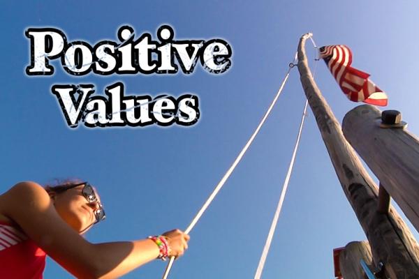 Positive Values - Camp Anokijig