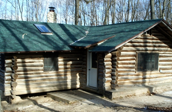 Eastman Lodge  Cabin - Camp Anokijig