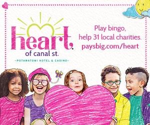 2017 Heart of Canal Street fundraiser