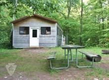 MASH Cabin - Camp Anokijig